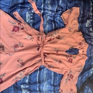 A never been worn before My Michelle romper